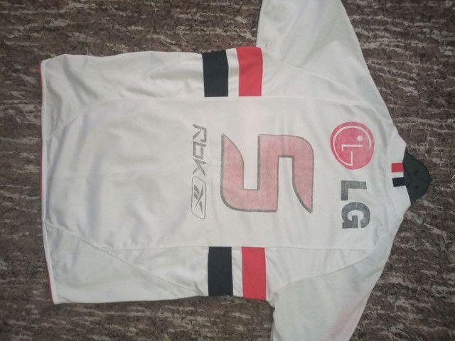 Camisa São Paulo 2007 original. - Foto 5