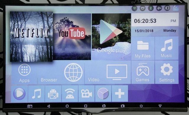 Smart Tv Box 4k Ultra Hd Wi-fi Android Hdmi