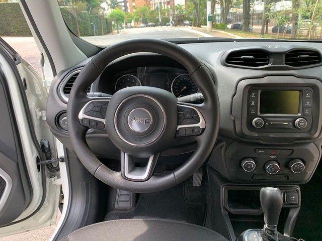Jeep Renegade 1.8 16v Flex Sport Automático 2019 - Foto 18
