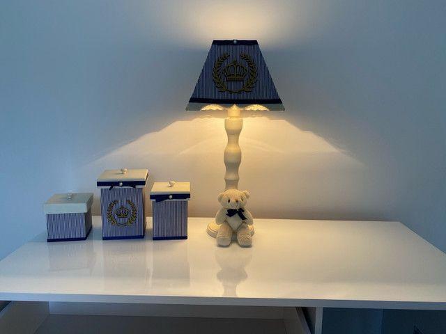 Kit decorativo quarto de bebê ( príncipe ) - Foto 2