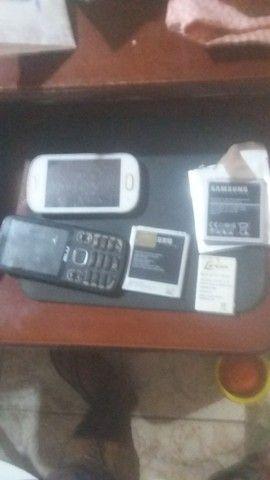 bateria sansung e apatelho de celular de brinde - Foto 4