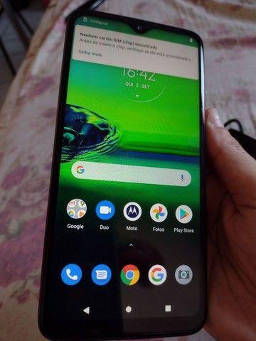 Moto g8 play 32 GB ACEITO CARTÃO - Foto 3