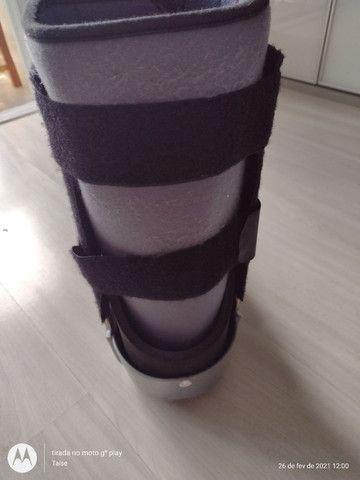 Bota ortopédica média - Foto 3