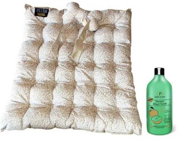 Colchonete e Shampoo Pet