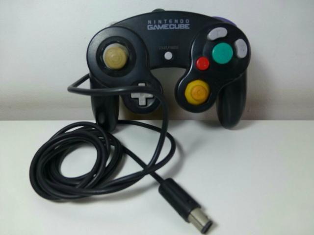 Vendo Controle do GameCube original 100%