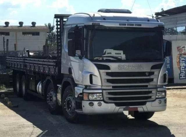 Scania P310 bitruck 8x2 2014