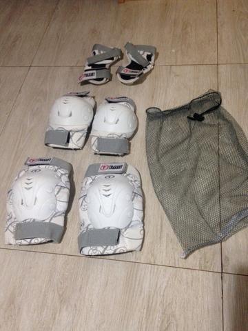 Kit Proteção Traxart Branco