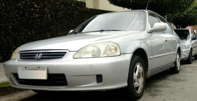 Honda Civic EX 1.6 Vtec Nacional