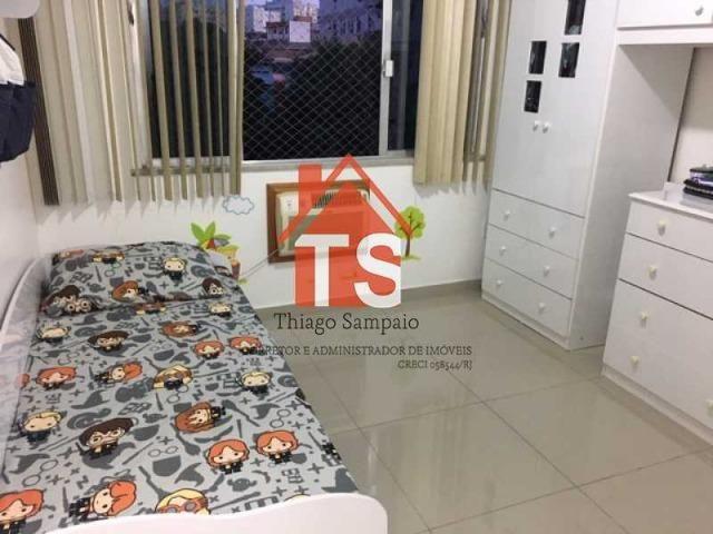 2 Quartos com dependência completa Reformado - Quintino Bocaiúva - Rua Ester Correa - Foto 7