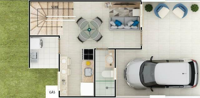 Grande lançamento no Eusébio, casas em condomínio - Foto 2