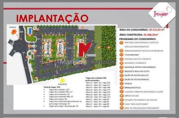 Residencial Imagine - Apartamento em Lançamentos no bairro Lagoa Seca - Santa Bá... - Foto 5