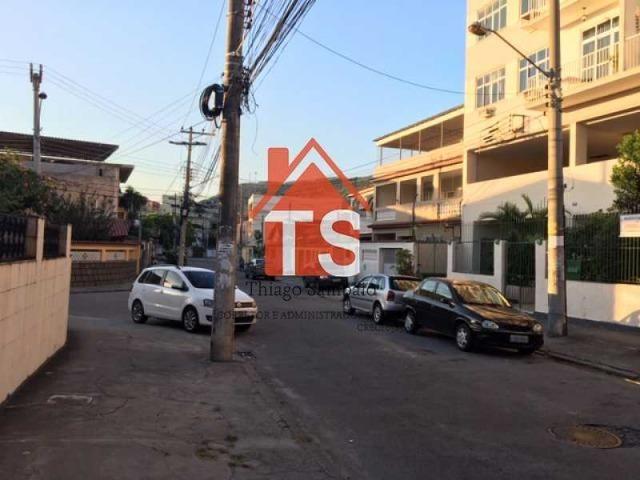 2 Quartos com dependência completa Reformado - Quintino Bocaiúva - Rua Ester Correa - Foto 13