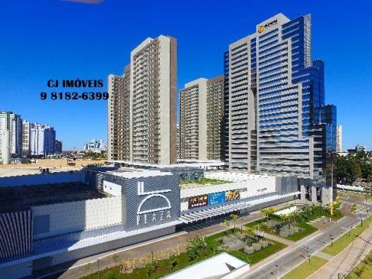 Flat - DF Century Plaza Aguas Claras - Unidades Promocionais - Piscina Academia Sauna