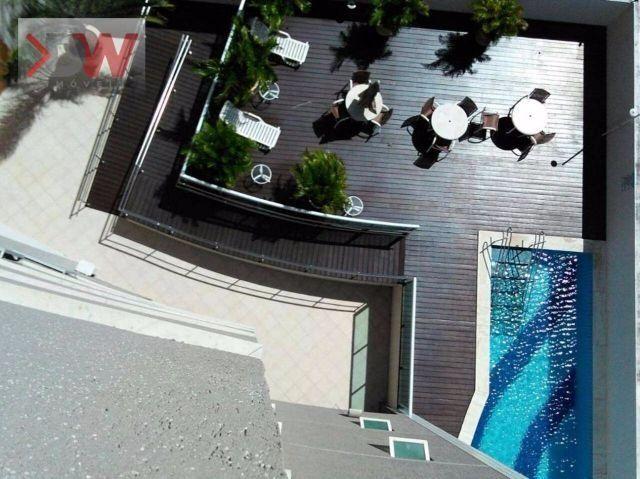 Apartamento em Ponta Negra com Vista para o Mar