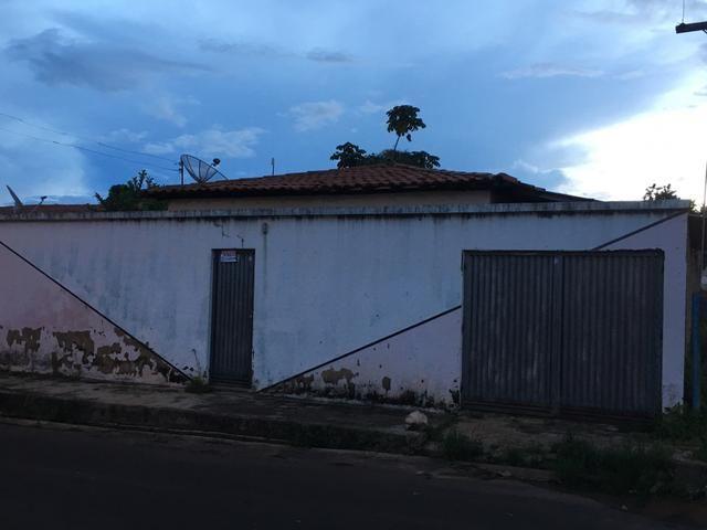 Vendo uma casa em Presidente Dutra Ma
