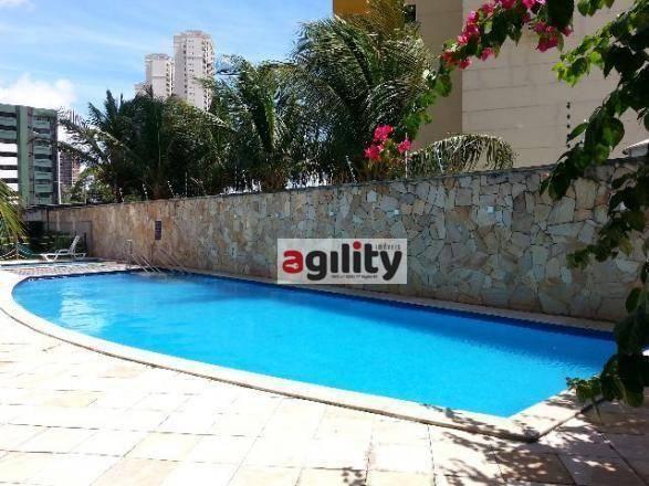 Apartamento à venda, Capim Macio, Natal.