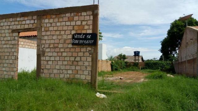 Vendo terreno no bairro da Matinha medindo 10X30