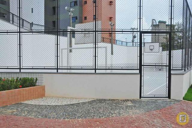 Apartamento para alugar com 3 dormitórios em Parque iracema, Fortaleza cod:27612 - Foto 3