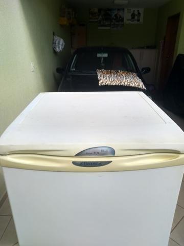 Freezer é Refrigerador Electrolux