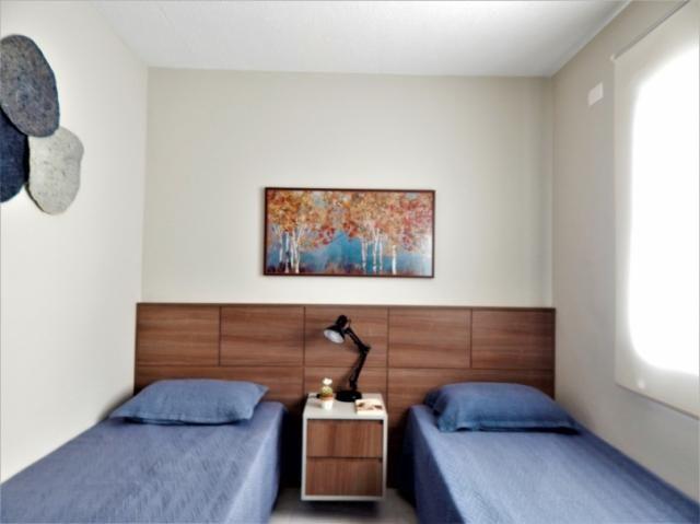 Casa 2 e 3q com documentação gratis e entrada 60x. - Foto 12
