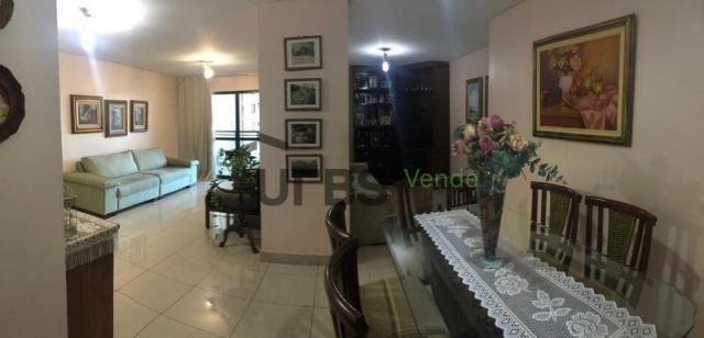 Apartamento com 3 dormitórios à venda, 134 m² por R$ 600.000,00 - Setor Bueno - Goiânia/GO - Foto 14