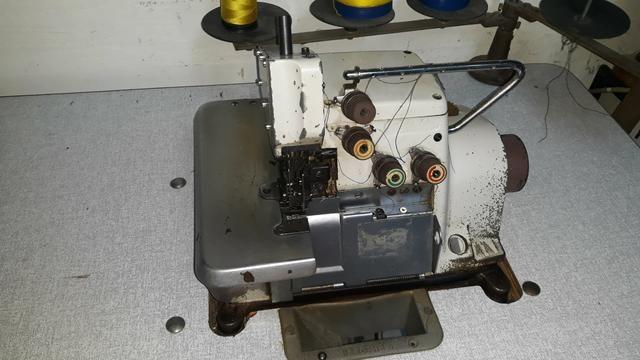 Overlock brother 4 fios industrial - Foto 2