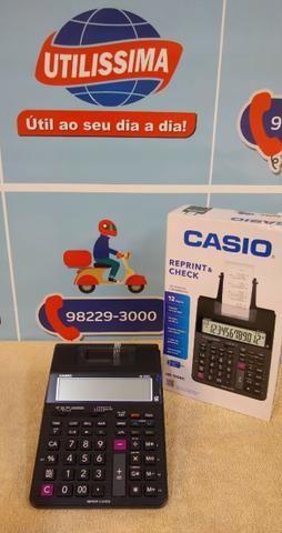 Calculadora com impressão HR-100 RC 249,99 [entregamos gratis] * - Foto 4