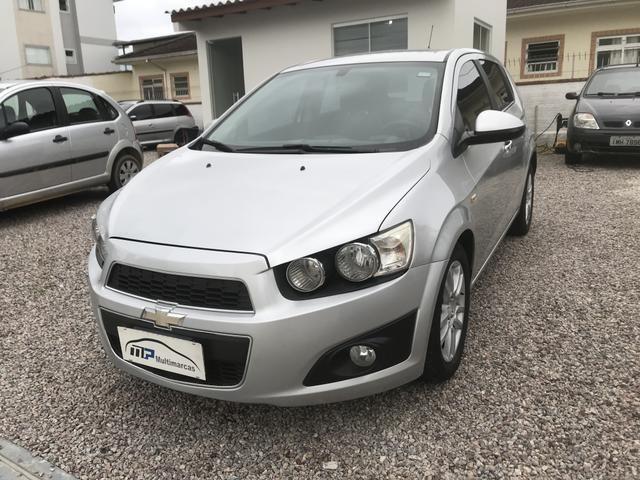 Gm Chevrolet Sonic 1.6 Ltz Aut. 6 marchas