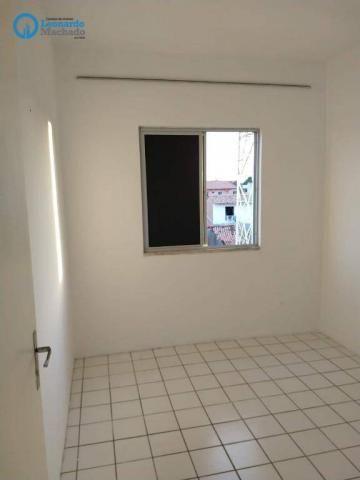 Apartamento com 2 dormitórios à venda, 50 m² por R$ 139.000 - Damas - Fortaleza/CE - Foto 7