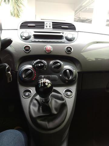 Fiat 500 / 2012 - Único dono - Foto 12
