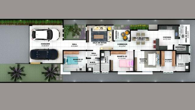 Vendo casa nova em Parnaíba Bairro Planalto