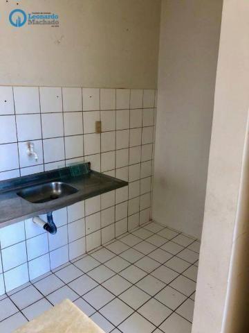 Apartamento com 2 dormitórios à venda, 48 m² por R$ 115.000 - Passaré - Fortaleza/CE - Foto 4