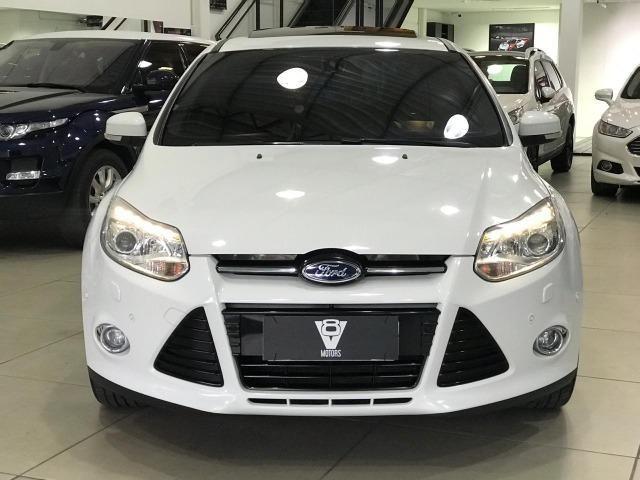 Ford Focus Titanium PLUS (Top de Linha) Veículo Ímpar, Vale a Pena Conferir! - Foto 5