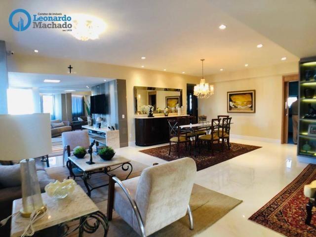 Apartamento Cobertura com 4 dormitórios à venda, 346 m² por R$ 2.500.000 - Meireles - Fort - Foto 16