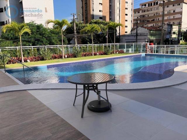 Apartamento com 3 dormitórios à venda, 126 m² por R$ 1.050.000 - Aldeota - Fortaleza/CE - Foto 4
