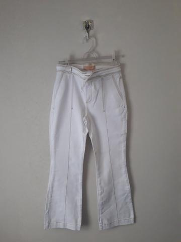 Peças jeans femininas tamanho 38 - Foto 6