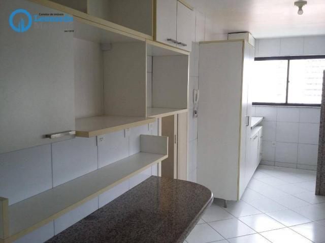 Apartamento com 3 dormitórios à venda, 150 m² por R$ 795.000 - Aldeota - Fortaleza/CE - Foto 7