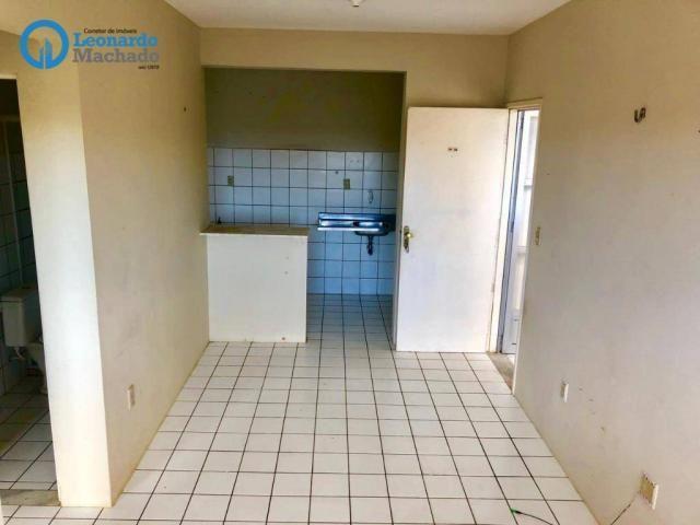 Apartamento com 2 dormitórios à venda, 48 m² por R$ 115.000 - Passaré - Fortaleza/CE - Foto 6