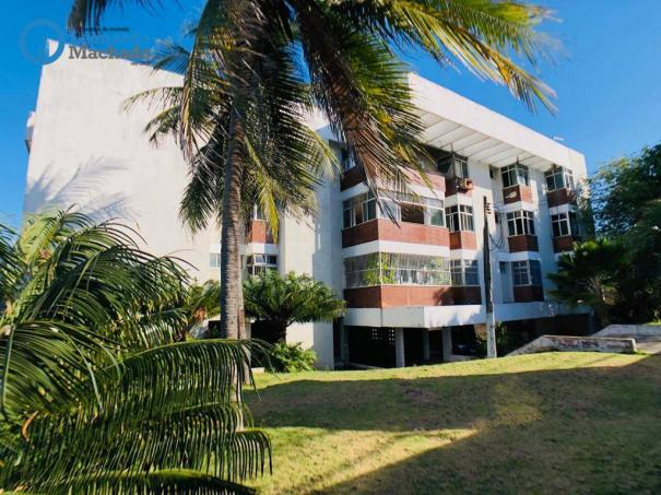 Apartamento com 3 dormitórios à venda, 155 m² por R$ 150.000 - Praia do Futuro - Fortaleza