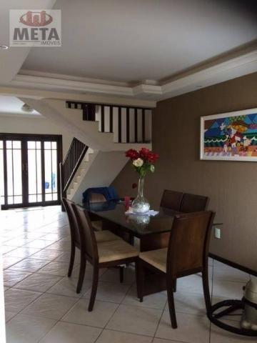 Casa com 3 dormitórios à venda, 190 m² por R$ 520.000,00 - Guanabara - Joinville/SC - Foto 12