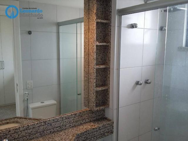 Apartamento com 3 dormitórios à venda, 150 m² por R$ 795.000 - Aldeota - Fortaleza/CE - Foto 16