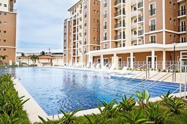 Apartamento Gardem em Lagoa Nova, 2 quartos, Cond Smile