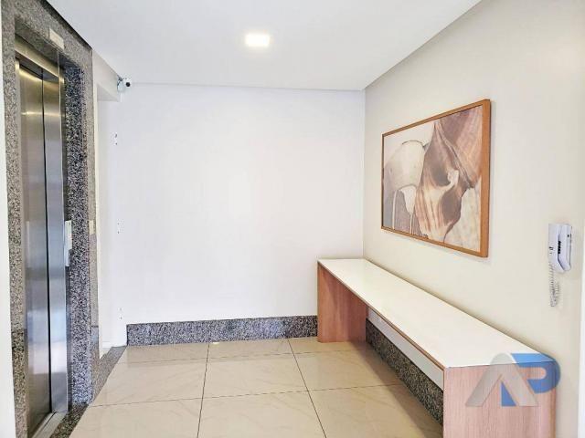Apartamento com 3 dormitórios à venda, 106 m² por r$ 550.000 avenida cardeal da silva, 182 - Foto 14
