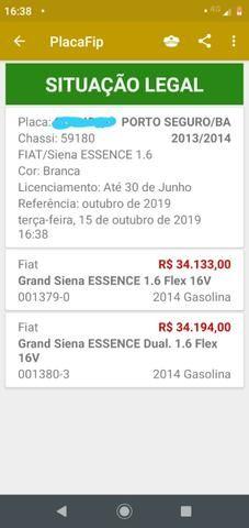 Gransiena essence sublime 1.6