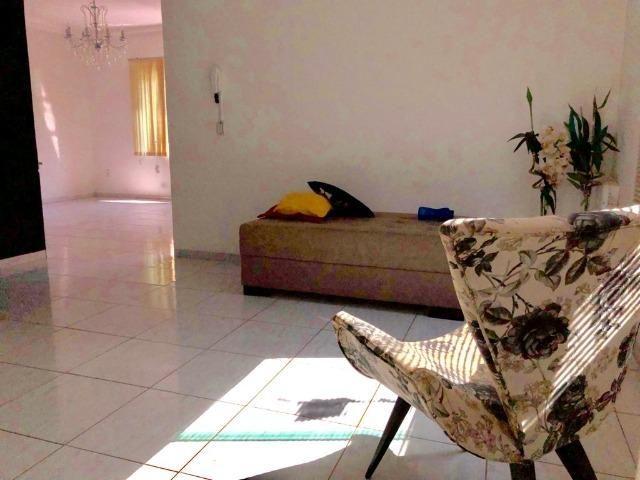 Excelente Casa 3 Quartos no Setor de Mansões, Casa Toda na Laja e C/ Telhado Embutido - Foto 8