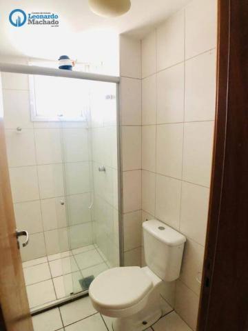 Apartamento com 3 dormitórios à venda, 115 m² por R$ 585.000 - Cocó - Fortaleza/CE - Foto 18