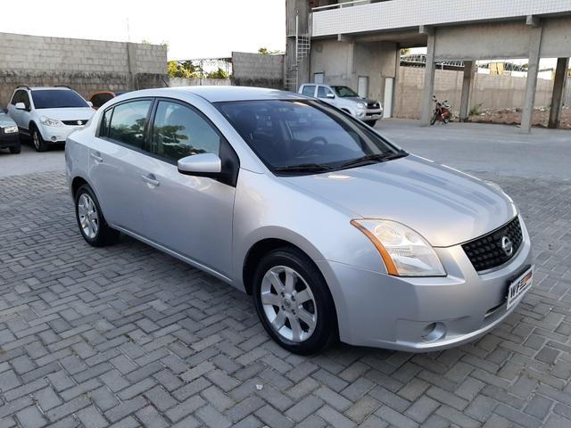Nissan sentra aut 08 top revisado e com garantia oferta 22.900 impecável