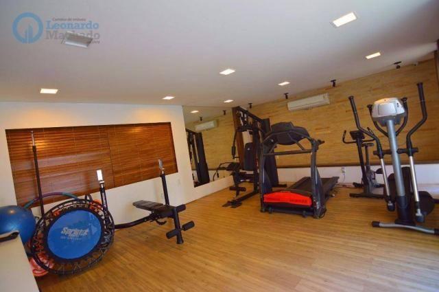 Apartamento com 2 dormitórios à venda, 70 m² por R$ 410.000,00 - Guararapes - Fortaleza/CE - Foto 16