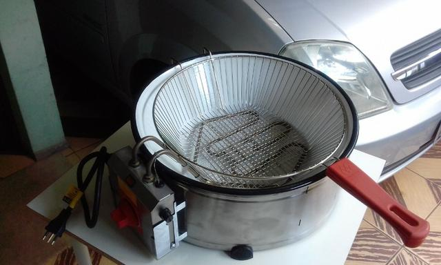 Fritadeira elétrica indústrial - Foto 3