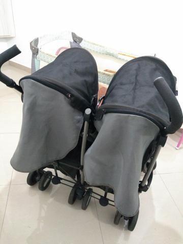 Carrinho para gêmeos - Foto 3